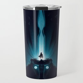 Wander and the Colossus Travel Mug