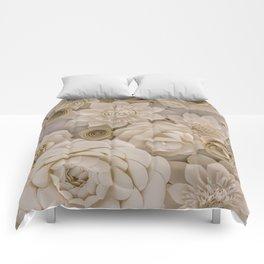 Paper Bouquet Comforters