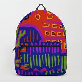 Mola Pony Backpack