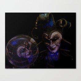Omen Canvas Print