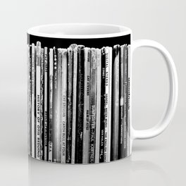 Vinyl Records Coffee Mug