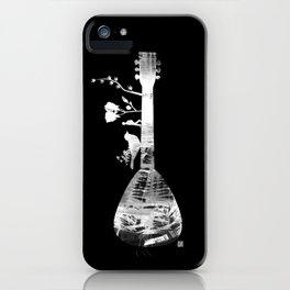 Guitar Childhood iPhone Case