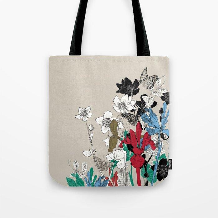 Evergrowing Tote Bag