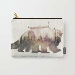 Sky Bison (Appa) Carry-All Pouch