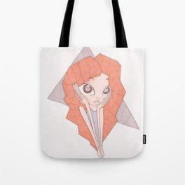 Fata ad Angolo (Angled Fairy) Tote Bag