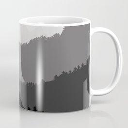 Misty Moutains Coffee Mug