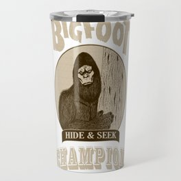 Bigfoot Hide & Seek Champion Travel Mug