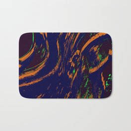 Flame Bath Mat