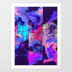Wilki Art Print