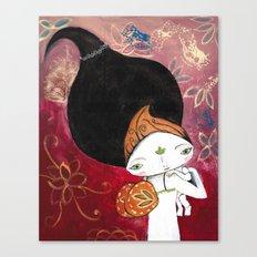 Thuli Canvas Print