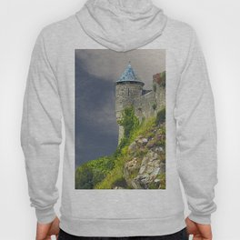 Small Tower of Mont St. Michel Hoody