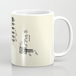 Toothbrush-1953 Coffee Mug