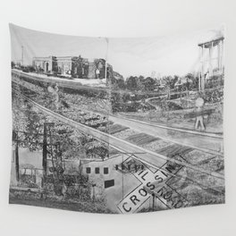 Railroad Wall Tapestry