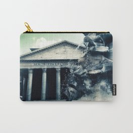 All Roads Lead to Rome Carry-All Pouch