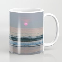 Pink Sun Coffee Mug