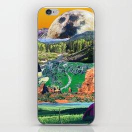 Dream World  iPhone Skin