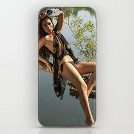 Y. iPhone Skin