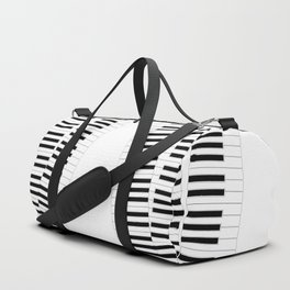 Piano leggings Duffle Bag