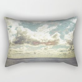 I´m lost Rectangular Pillow