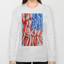 United States of America Long Sleeve T-shirt