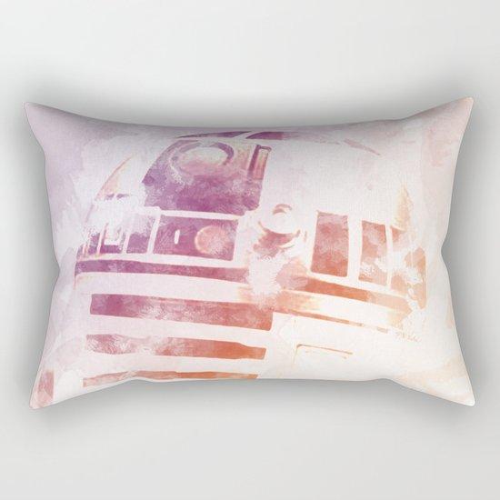 R2D2 Rectangular Pillow