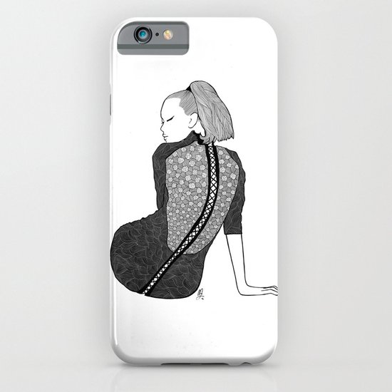 LA FEMME 13 iPhone & iPod Case