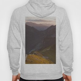 Before sunset - Landscape and Nature Photography Hoody