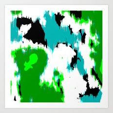 turgreen Art Print