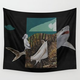 shark Wall Tapestry