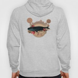 The Flying Whale Hoody