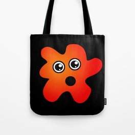 Surprised Stain Tote Bag