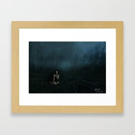 Image 2 - Lost in the Forest Framed Art Print