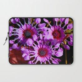 Purple Whirligig - Phoenix Laptop Sleeve
