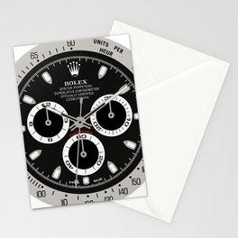 Rolex Cosmograph Daytona Face - 116520 Stationery Cards