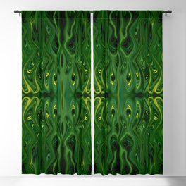 Corn Field Squid by Chris Sparks Blackout Curtain