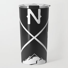 Pacific North West, Seattle Washington Travel Mug