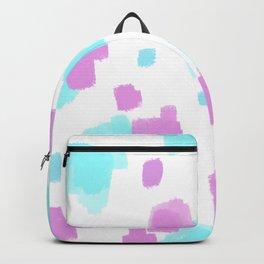 transgender pride dots Backpack