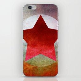 Star Composition V iPhone Skin