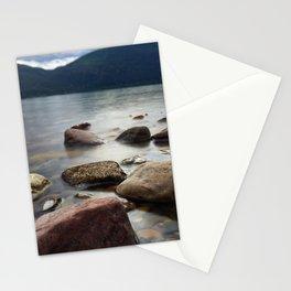 Lake Rocks Stationery Cards