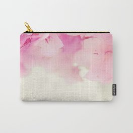 PINK BOUGAINVILLAEAS Carry-All Pouch