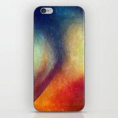 kolor magik iPhone & iPod Skin
