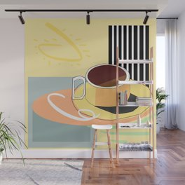 Breakfast I Wall Mural