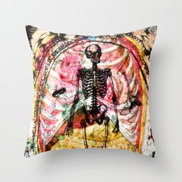 Memo Les Mânes Throw Pillow