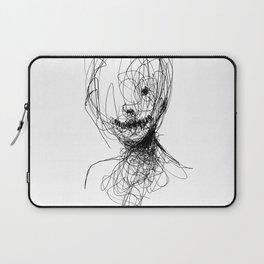 Dark Smile Laptop Sleeve