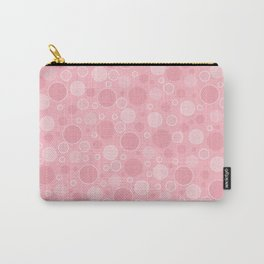 Pink gentle retro Carry-All Pouch