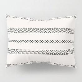 Tribal Pattern of Bakwando Pillow Sham