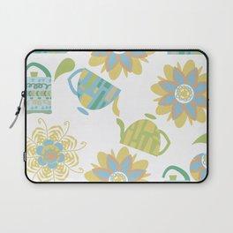 Tea pattern 3f Laptop Sleeve