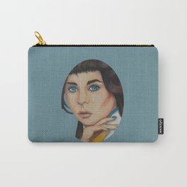 Ask Not the Sparrow Carry-All Pouch