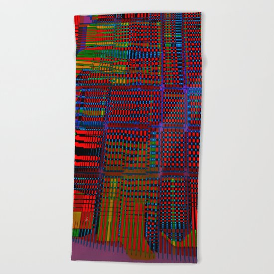 Spatial Segmentation 17-07-16 Beach Towel