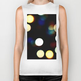 Bright Lights at Night Biker Tank